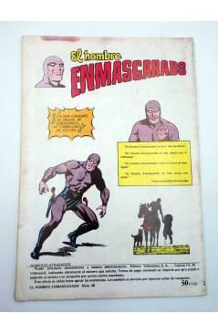Muestra 2 de EL HOMBRE ENMASCARADO 46. LA GUERRA DEL PESCADO (No Acreditado) Valenciana 1981