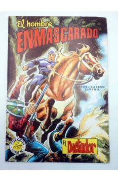 Cubierta de COLOSOS DEL COMIC 243. EL HOMBRE ENMASCARADO 51. EL DICTADOR (No Acreditado) Valenciana 1982