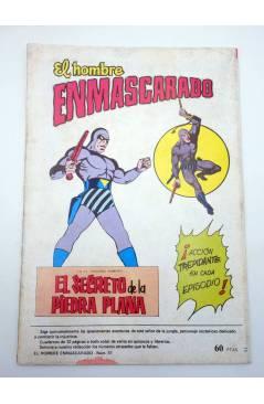 Muestra 2 de COLOSOS DEL COMIC 243. EL HOMBRE ENMASCARADO 51. EL DICTADOR (No Acreditado) Valenciana 1982