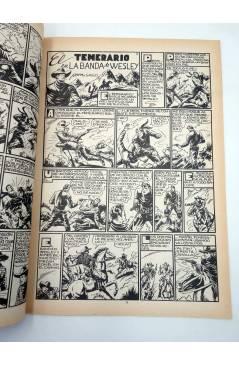 Muestra 4 de COLOSOS DEL COMIC. EL TEMERARIO 1 2 4 6 9. LOTE DE 5 (Gago) Valenciana 1981