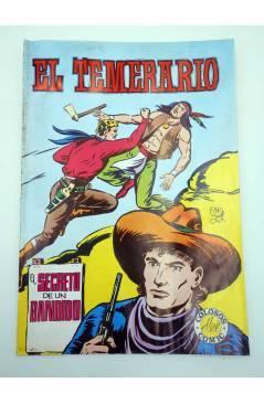 Muestra 5 de COLOSOS DEL COMIC. EL TEMERARIO 1 2 4 6 9. LOTE DE 5 (Gago) Valenciana 1981