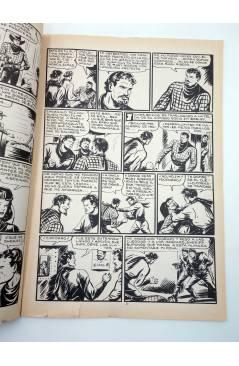 Muestra 4 de COLOSOS DEL COMIC. EL TEMERARIO 1 2 4 6 8 9 10. LOTE DE 7 (Gago) Valenciana 1981