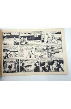 Muestra 1 de X3 X-3 Y SU PATRULLA SECRETA 1. EN LA CUEVA DEL TÁMESIS (José Grau) Comic Mam? 1985. FACSÍMIL