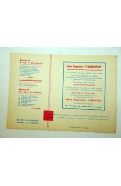Muestra 1 de X3 X-3 Y SU PATRULLA SECRETA 4. EN LA CARRERA DE LA MUERTE (José Grau) Comic Mam? 1985. FACSÍMIL