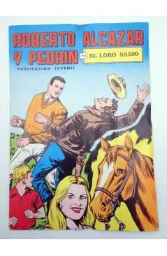 Cubierta de ROBERTO ALCÁZAR Y PEDRÍN 2ª EPOCA 46. EL LORO SABIO (No Acreditado) Valenciana 1977