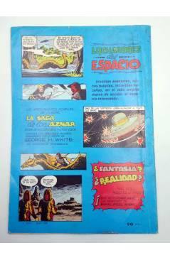 Muestra 1 de ROBERTO ALCÁZAR Y PEDRÍN 2ª EPOCA 106. EL COMETA FATAL (No Acreditado) Valenciana 1978