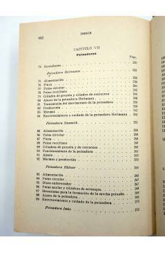 Muestra 4 de FILATURA DEL ALGODÓN. MANUAL TEÓRICO PRÁCTICO (G. Beltrami) Gustavo Gili 1947