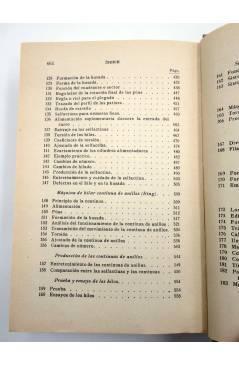 Muestra 6 de FILATURA DEL ALGODÓN. MANUAL TEÓRICO PRÁCTICO (G. Beltrami) Gustavo Gili 1947