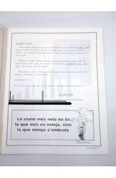 Muestra 1 de FANZINE AL VENT JOVE 2. VINALESA (Vvaa) Vinalesa 1988