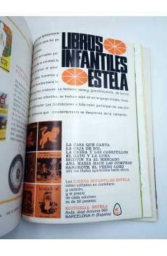 Muestra 5 de CATÁLOGO INLE LIBROS INFANTILES Y JUVENILES 1965 (Vvaa) INLE 1965