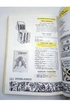 Muestra 7 de CATÁLOGO INLE LIBROS INFANTILES Y JUVENILES 1965 (Vvaa) INLE 1965