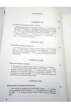 Muestra 5 de HISTORIA DE LA CONGREGACIÓN DE RELIGIOSOS TERCIARIOS CAPUCHINOS DE NTRA SRA DE LOS DOLORES. TOMO V. S (Tomá