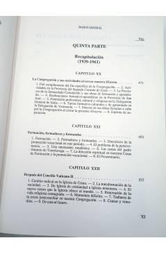 Muestra 6 de HISTORIA DE LA CONGREGACIÓN DE RELIGIOSOS TERCIARIOS CAPUCHINOS DE NTRA SRA DE LOS DOLORES. TOMO V. S (Tomá