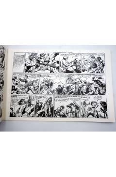 Contracubierta de AMOK 33. LA RECONQUISTA DEL STORMY (No Acreditado) Hispano Americana 1981