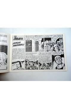 Muestra 1 de EL JABATO 49 A 56. 8 NºS. REEDICIÓN FACSIMIL (No Acreditado) Bruguera 1981