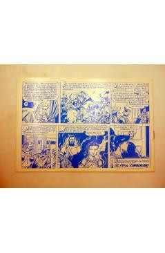 Muestra 3 de EL JABATO 49 A 56. 8 NºS. REEDICIÓN FACSIMIL (No Acreditado) Bruguera 1981