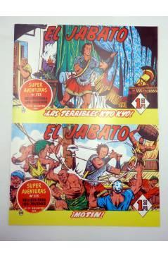 Muestra 6 de EL JABATO 49 A 56. 8 NºS. REEDICIÓN FACSIMIL (No Acreditado) Bruguera 1981