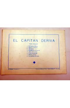 Muestra 2 de EL CAPITAN DERIVA 8. LA PERFIDIA DEL CONDE (Ferintro) Toray 1985