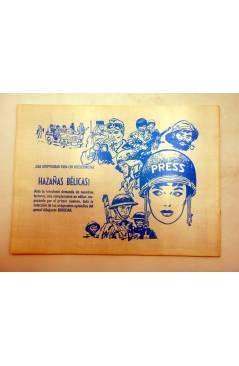 Muestra 1 de HAZAÑAS BÉLICAS 2. TRAGEDIA EN EL MAR (Boixcar) G4 1987
