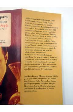 Muestra 1 de REENCUENTROS 26. SEIS ENIGMAS PARA SHERLOCK HOLMES (Arthur Conan Doyle) Navona 2009