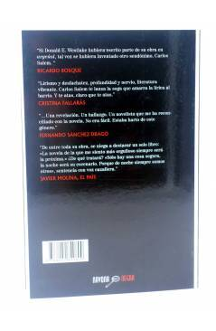 Contracubierta de NEGRA 9. MUERTO EL PERRO (Carlos Salem) Navona 2014