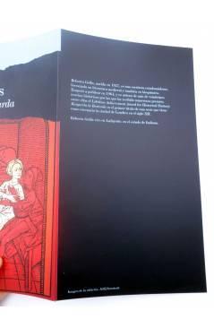 Contracubierta de MARGARITA LA BASTARDA (Roberta Gellis) Navona 2007