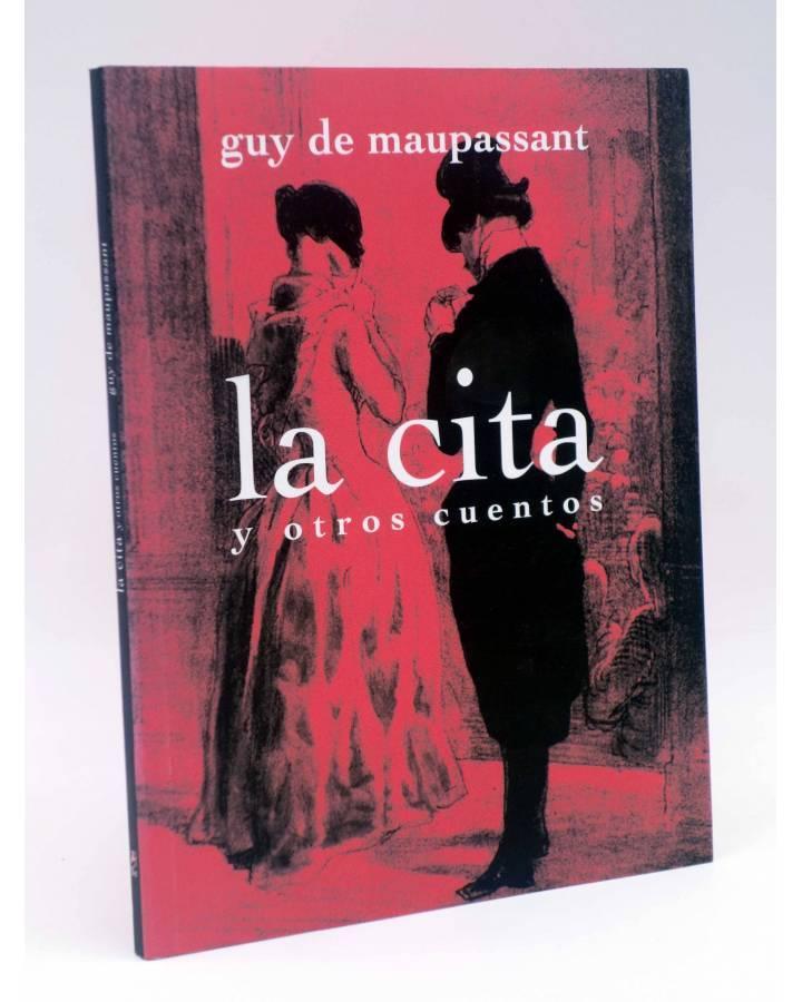 Cubierta de La Licorne.. LA CITA Y OTROS CUENTOS (Guy De Maupassant) SD Edicions 2011