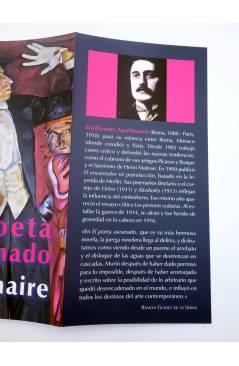 Contracubierta de BÁRBAROS. EL POETA ASESINADO (Guillaume Apollinaire) Barataria 2012