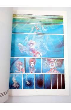 Muestra 2 de MURALLAS DE ESPUMA. LOS OJOS CERRADOS (Turf / Mouclier) Zinco 1992