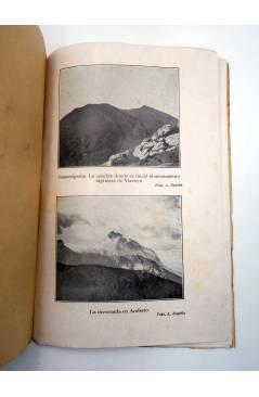 Muestra 3 de BIBLIOTECA DE DEPORTES NUESTRAS MONTAÑAS (A. Ferrer – El Hombre De Las Cavernas) Espasa Calpe 1927