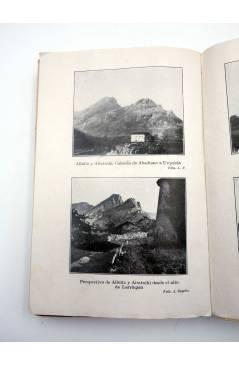 Muestra 4 de BIBLIOTECA DE DEPORTES NUESTRAS MONTAÑAS (A. Ferrer – El Hombre De Las Cavernas) Espasa Calpe 1927