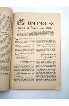 Muestra 2 de REVISTA MERIDIANO SÍNTESIS DE LA PRENSA MUNDIAÑ 1 (Vvaa) La Católica 1943