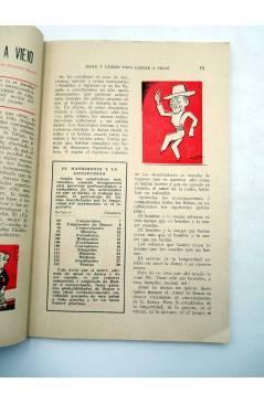 Muestra 3 de REVISTA MERIDIANO SÍNTESIS DE LA PRENSA MUNDIAÑ 1 (Vvaa) La Católica 1943