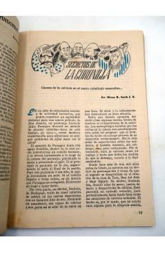 Muestra 6 de REVISTA MERIDIANO SÍNTESIS DE LA PRENSA MUNDIAL. LOTE DE 7 (Vvaa) La Católica 1944