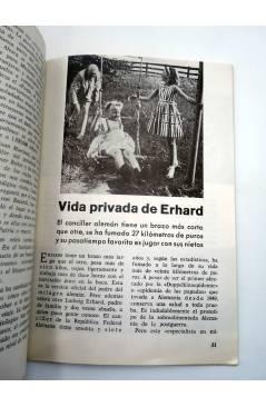 Muestra 2 de CONFIDENCIAL 1. REVISTA MENSUAL DE INFORMACIONES EXCLUSIVAS (Vvaa) No acreditada 1964