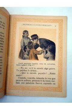 Muestra 3 de BIBLIOTECA INFANTIL 12. HONROSA CONDECORACIÓN (No Acreditado) Ramón Sopena s/f