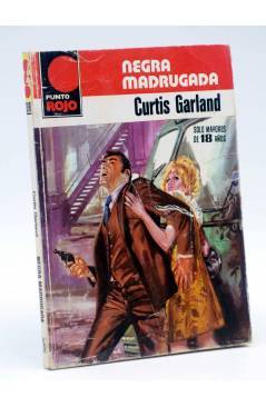 Cubierta de PUNTO ROJO 918. NEGRA MADRUGADA (Curtis Garland) Bruguera 1979