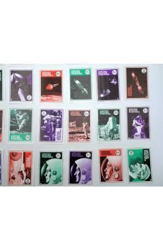Muestra 4 de LA GRAN PROEZA CROMOS 1 A 48. COLECCIÓN COMPLETA UNITED STATES POSTAGE (No Acreditado) Pipas Churruca 1969