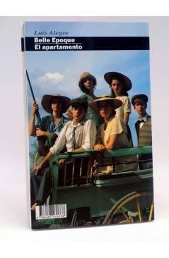 Contracubierta de PROGRAMA DOBLE 25. EL APARTAMENTO / BELLE EPOQUE (Luís Alegre) Libros Dirigido Por 1997
