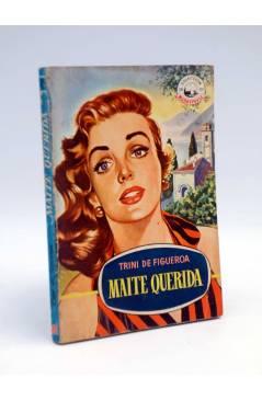 Cubierta de COLECCIÓN MADREPERLA 457. MAITE QUERIDA (Trini De Figueroa) Bruguera 1957