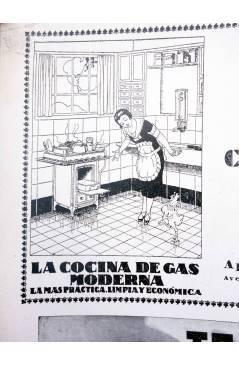 Muestra 1 de MENAGE REVISTA DE COCINA 73. 2ª ÉPOCA. AÑO VII. GUERRA CIVIL (Vvaa) Revista Menage 1937