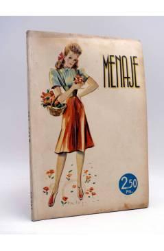 Cubierta de MENAGE REVISTA DE COCINA 149. 2ª ÉPOCA. AÑO XIII (Vvaa) Hogar 1943