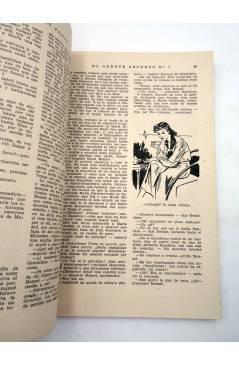 Muestra 2 de LA NOVELA AVENTURA Nº EXTRAORDINARIO 189. EL AGENTE SECRETO NÚMERO 1 (Federico Frost) Hymsa 1940
