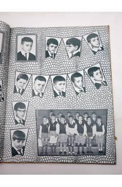 Muestra 5 de ALAS REVISTA DEL COLEGIO DE SAN VICENTE FERRER VALENCIA. MEMORIA DEL CURSO ESCOLAR 1965 -1966 1966