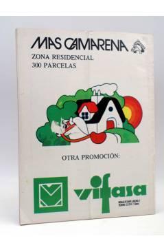 Contracubierta de REVISTA OFICIAL VALENCIA C.F 3. VALENCIA CLUB DE FÚTBOL. POSTER JOSÉ CARRETE (Vvaa) Valencia C. de F.