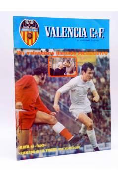 Cubierta de REVISTA OFICIAL VALENCIA C.F 10. VALENCIA CLUB DE FÚTBOL. PASIEGUITO. SIN POSTER (Vvaa) Valencia C. de F. 19