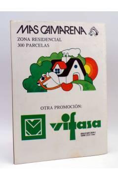 Contracubierta de REVISTA OFICIAL VALENCIA C.F 13. VALENCIA CLUB DE FÚTBOL. POSTER CABRAL (Vvaa) Valencia C. de F. 1978