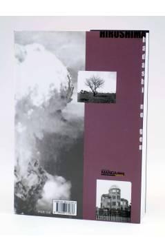 Contracubierta de HIROSHIMA - HADASHI NO GEN - 6 (Kieji Nakazawa) Otakuland 2004