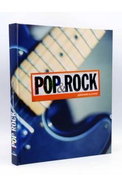 Cubierta de POP & ROCK (Jerónimo Álvarez) Lunwerg 2010