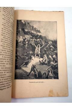 Muestra 2 de LA NOVELA DE AHORA 3ª EPOCA AÑO IV 74. EN LAS FRONTERAS DEL FAR WEST (E. Salgari) Calleja 1910